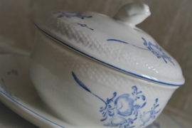 België - Boch - Mariemont - Schaaltje met Deksel