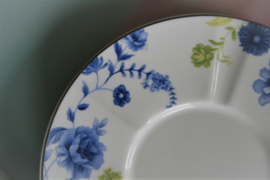 Clayre & Eef - Losse Schotel - Unikleur - Blauw