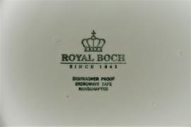 België - Boch - Royal Boch - Boerenbont - Aquarelle - Theelicht