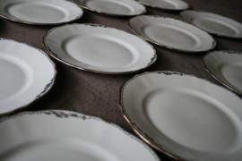 Koenigszelt - Ontbijtbord - Ivoor