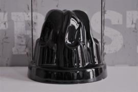 Puddingvorm - Taartje - Zwart