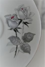 Kronester Bavaria - Black Rose - Kop en Schotel