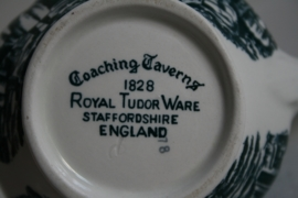 Royal Tudor Ware - Coaching Taverns - Roomkannetje