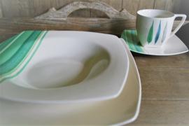 Spanje - Mechas - Kimi Green - Dinerbord