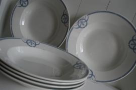 Societé Ceramique Maestricht - Josephine - Diep Bord