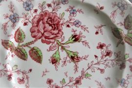 Johnson Bros - Rose Chintz - Ontbijtbord