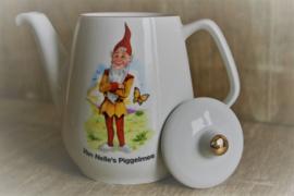 Van Nelle - Koffiepotje Kinderservies - Piggelmee