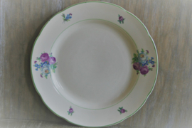 Plazuid - Gouda - Roosjes - Ontbijtbordje