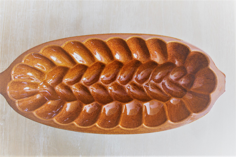 Frankrijk - Originele Broodbakvorm - Vlecht