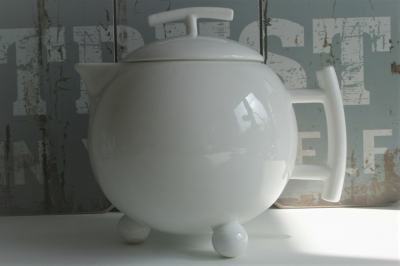 Theepot - Wit