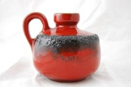 Rode fat lava vaas - Kreutz (210)