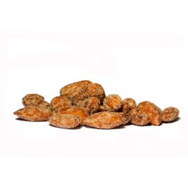 Gerookte amandelen, 150 gram