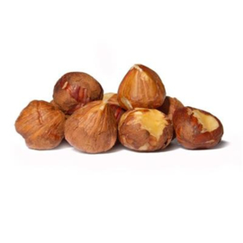 Hazelnoten bruin 150 gram