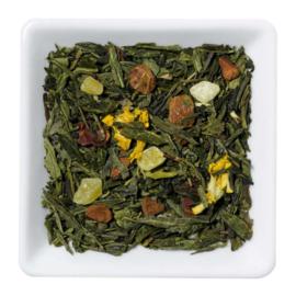 Groene thee Peer-Mango