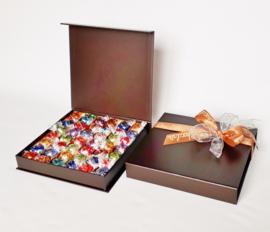 Lindt repen, bonbons en luxe dozen