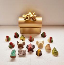Kerstchocolade / Kerstbonbons / Kerstproducten