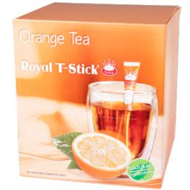 T-Sticks Orange ( sinaasappel) 125 stuks