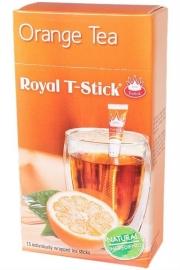 T-sticks Orange  15 stuks