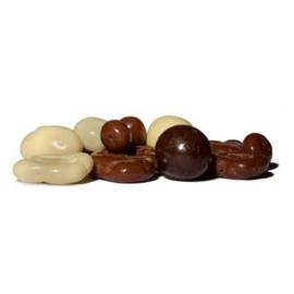 Chocolade noten mix  200 gram
