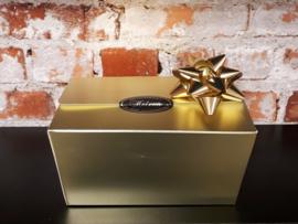 Mooie doos met 250 gram bonboneieren
