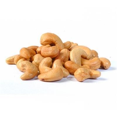 Gebrande cashewnoten, 250 gram, ongezouten