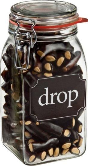 Snoeppot gevuld met drop