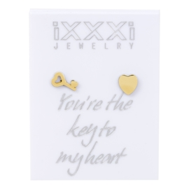 iXXXi  Oorstekers Goud : You're the key to my heart