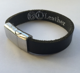 B&L Leather - BL202 Black