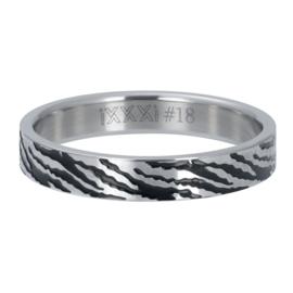 Zebra Zilver
