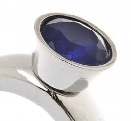 OHLALA!  Topping- OHT52  Curved Sapphire 12mm