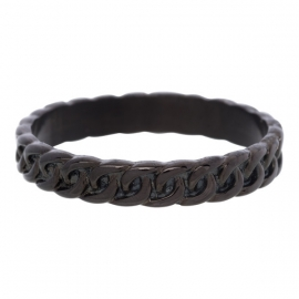 Curb Chain. Zwart