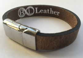 B&L Leather - BL210 Brown Old Look