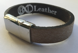B&L Leather - BL208 Light Grey