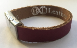 B&L Leather - BL225 Dark Pink