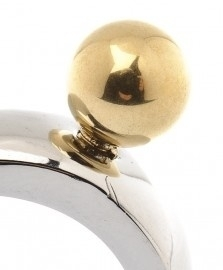 OHLALA!  Topping- OHT17 Ball Gold 8mm