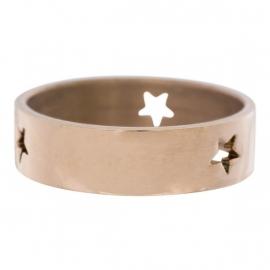 3 Stars Open Symbol.Rosé