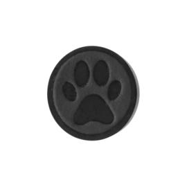 Dog Foot. Zwart