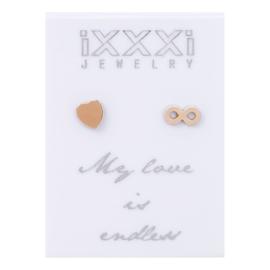 iXXXi Oorstekers Rosé :  My love is endless