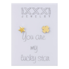 iXXXi Oorstekers Goud: You are my lucky star