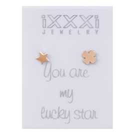 iXXXi Oorstekers Rosé : You are my lucky star