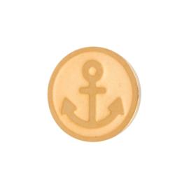 Anchor. Goud