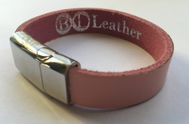 B&L Leather - BL224 Pastel Pink