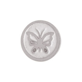 Butterfly. Zilver