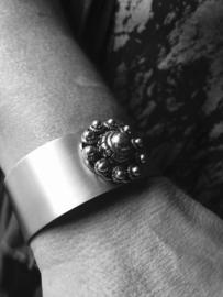 Armband breed 25mm. L