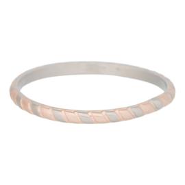Rope Zilver/Rosé