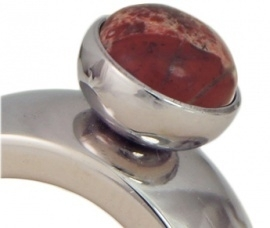 OHLALA!  Topping- OHT132 Serpentine 8mm. Shiny