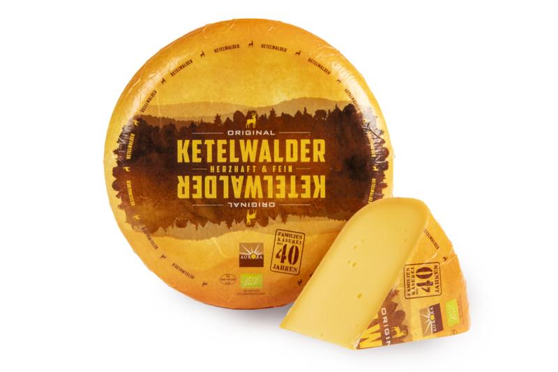 3 kazen Original Ketelwalder met cadeautje - NIEUW! 40 jaar Aurora!