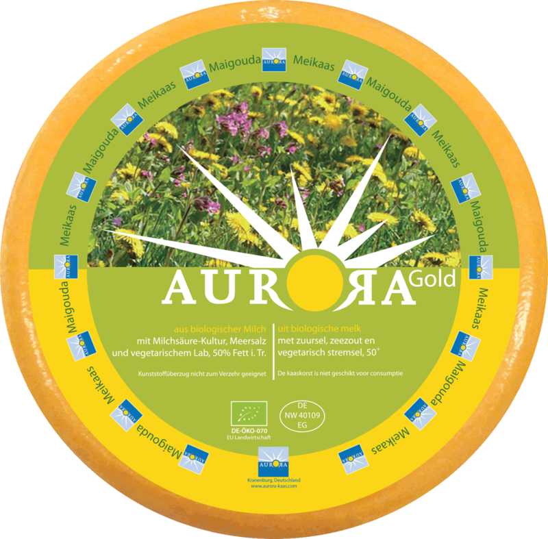 Aurora Gold Meikaas / Graskaas +/- 450 gr
