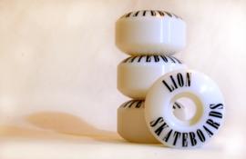 Lion Skateboards Letter Wielen 51 mm (hard)