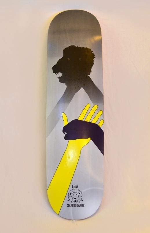 Lion Shadow Deck